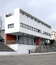 Stuttgart - Weissenhofsiedlung / Le Corbusier & Pierre Jeanneret