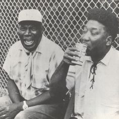 Howlin' Wolf , Muddy Waters