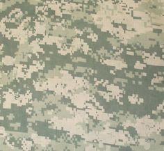 "ACU Digital Camouflage Military 27"" x 27"" Cotton Bandana   4345   $2.69"