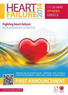 Heart Failure Congress 2014: http://www.tumkongreler.com/kongre/heart-failure-congress-2014 #HeartFailure #Cardiology #athens #Greece