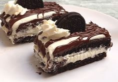 Greek Sweets, Desert Recipes, Nutella, Tiramisu, Oreo, Cheesecake, Deserts, Cooking Recipes, Chocolate