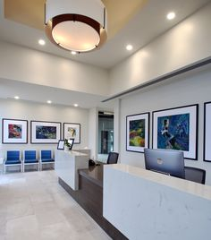 Modern office space in Thousand Oaks. Interiors, Landscape, Space, Creative, Modern, Photography, Design, Floor Space, Scenery
