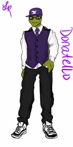 Donnie Class Swag by LoremRosa on DeviantArt