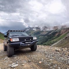 """photo: """"Looks like a storm is rolling in! 100 Series Landcruiser, Landcruiser 100, Toyota Land Cruiser 100, Lexus Lx470, Suv 4x4, Like A Storm, Toyota 4x4, Sweet Cars, Dream Cars"""