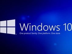 Windows 10 tried to install itself on my computer last night. NOT ON MY COMPUTER! You are NOT going to force me to upgrade to something I do NOT want. I foun. Technology Updates, Cool Technology, Technology Gadgets, Biometric Authentication, Upgrade To Windows 10, Windows Xp, How To Run Faster, Cover Photos, Xbox One