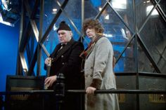 Crítica | Doctor Who – Série Clássica: Horror of Fang Rock (Arco