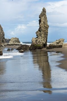 Bandon Oregon Beach  |  nadeenflynn.com