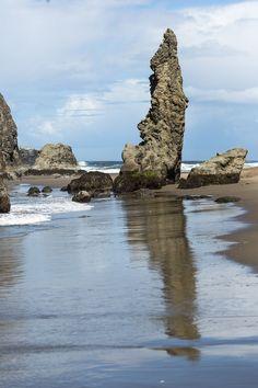 Bandon Oregon Beach     nadeenflynn.com