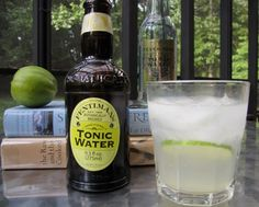 Fentiman's Tonic Water- best goddamn gin and tonic on EARTH