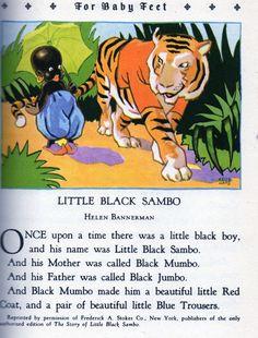 Vtg Childrens 8 BOOK TRAILS SET Folk,Fairy Tale,Stories,Music LITTLE BLACK SAMBO