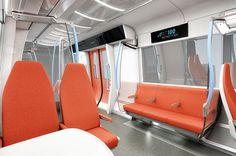 AT100 Hitatchi Design - Interior