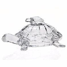Big Crystal Turtles Candy Box - The Crystal Wonderland
