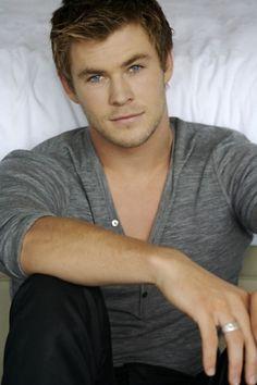 Chris Hemsworth another beautiful Hemsworth brother!!!