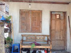 Javanese window & door