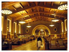 los angeles union station - Google Search