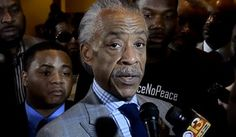 """Al Sharpton on Thursday called for the federal government to step in and """"take over policing in this country"""" so that bad officers can be held accountable. (Baltimore Sun)"""