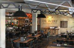 Dewerf1.nl: Restaurant De Werf ligt op de nieuwe Maasboulevard in Venlo, onder de schaduw van de nieuwe winkelstraat en skyline van Venlo. Heerlijke vis!