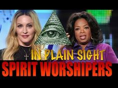 In Your FACE!! MADONNA Admits to DEMON Possession with OPRAH Winfrey!! M...