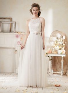 Greek Style Wedding Dresses by Alfred Angelo | Confetti.co.uk