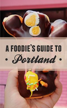 A foodie's guide to Portland, Oregon! Find out all the best places to eat and drink in Portland over on the Intrepid Travel​ blog.