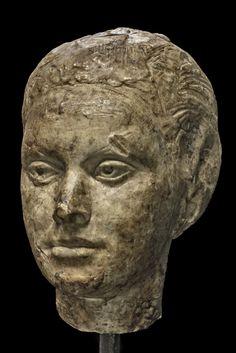 1963.07.74 Renato Marino Mazzacurati Ritratto di Carla