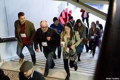 TEDxMontreal (@Steve Bissonnette and @Warren Wilansky)