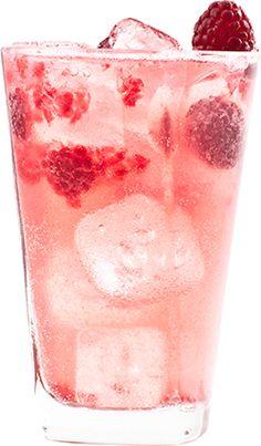 Organic Raspberry Italian Soda Recipe - Monin