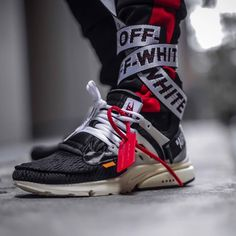 reputable site 6b6c6 a6895 OFF-WHITE co Virgil Abloh x Nike Air Presto The Ten Hype Shoes