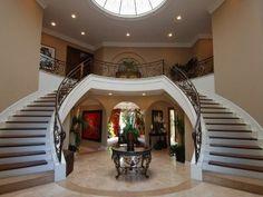 Lovely Grand Foyer
