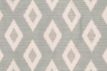 3.8 Yards Diamond Tapestry Upholstery Fabric in Aqua