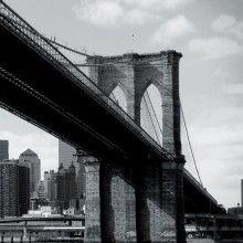 Brooklyn Bridge wall Murals