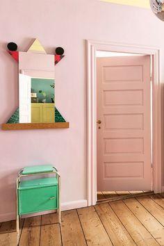 Farrow Ball, Rosa Sofa, Room Colors, Colours, Interior Decorating, Interior Design, Home And Living, Celine, Interior Inspiration