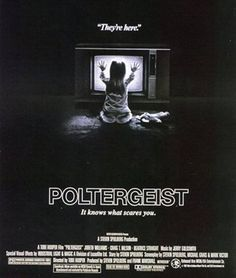 """Poltergeist (1982) """"Poltergeist - O Fenômeno"""""""