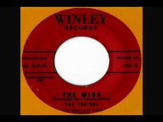 The Jesters - The Wind (1960) - YouTube