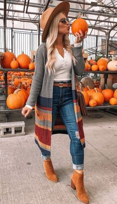 Trendy Fall Outfits, Outfits With Hats, Winter Fashion Outfits, Cute Casual Outfits, Fall Winter Outfits, Look Fashion, Casual Winter, Cozy Fall Fashion, Autumn Fashion Women Fall Outfits