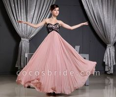 KINSLEE | A Type Heart Collar Chiffon Bridesmaid Dress with Lace | Cocosbride #girls#dresseswomen#perfect#bridesmaiddress#Cocosbride Long Ball Dresses, Lace Evening Dresses, Lace Dress, Prom Dresses, Dress Prom, Beauty Pageant Dresses, Dusty Rose Bridesmaid Dresses, Chiffon Gown, Wedding Party Dresses