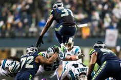 Oh my, Kam Chancellor -- twice?!!