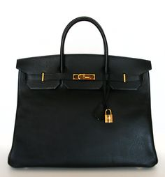 Hermes Tote - I'd go for the simply, stylish, chic black