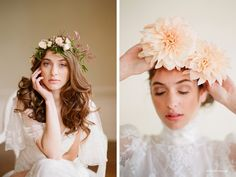 photography by Elizabeth Messina, florals by Kat Flower