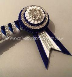 White Velvet, Rosettes, Navy And White, Overlays, Bracelet Watch, Knitting Patterns, Ribbon, Bling, Brooch