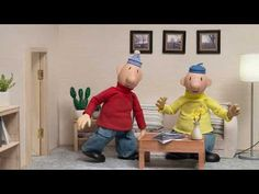 Pat a Mat - Kamera / Camera - YouTube Stop Motion, Inventions, Two By Two, Animation, Youtube, Character, Anime, Youtubers, Animated Cartoons