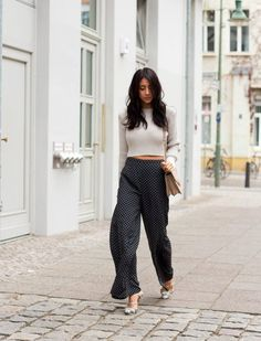 Fashiolista.com   Wide Trousers   Not Your Standard