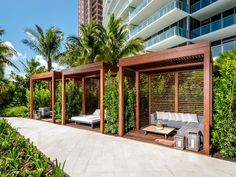 Fort Lauderdale Beach, Condos For Sale, Private Pool, Beach Club, Baths, Balcony, Beverage, Pergola, Restaurants