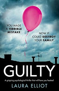 With Love for Books: With Love For Bookouture: Guilty by Laura Elliot - Book Review, Guest Post & Giveaway