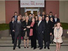 #SavingMrBanks Premiere in Burbank, CA