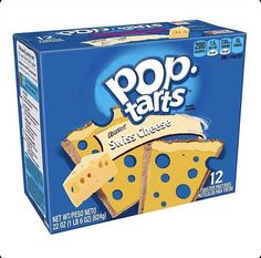 Funny Food Memes, Food Humor, Stupid Funny Memes, Funny Relatable Memes, Pop Tart Flavors, Hot Pockets, Weird Food, Ben And Jerrys, Wholesome Memes
