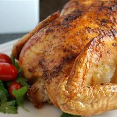 Spicy Rapid Roast Chicken Recipe - I use this recipe almost once a week. A cheap whole frying chicken and a few spices. Better than a rotisserie chicken.