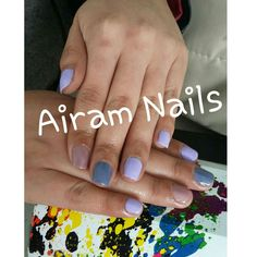 Gelish By: Airam Nails
