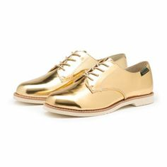 Ely-5 Buc Gold Oxfords, from G.H. Bass & Co.