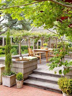 Trädgård i miniatyr – 12 exempel på små underbara trädgårdar | Sköna hem
